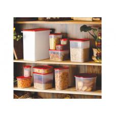 Хранение в шкафу (крупы, приправы)
