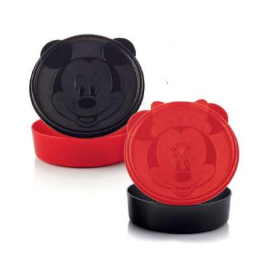 """Набор контейнеров """"Микки и Минни Маус"""" (500 мл), 2 шт. РП020"""
