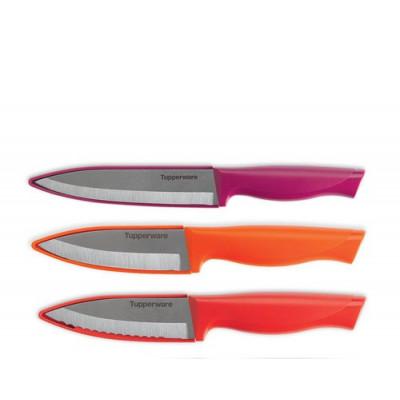"""Набор ножей """"Гурман"""" с чехлами РП308 Tupperware"""