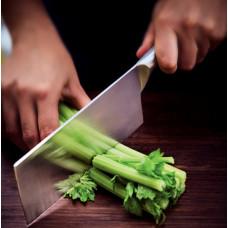 """Азиатский широкий нож """"Люкс"""" РП2140"""