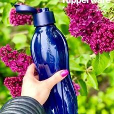 Эко-бутылка (1 л) с клапаном И05