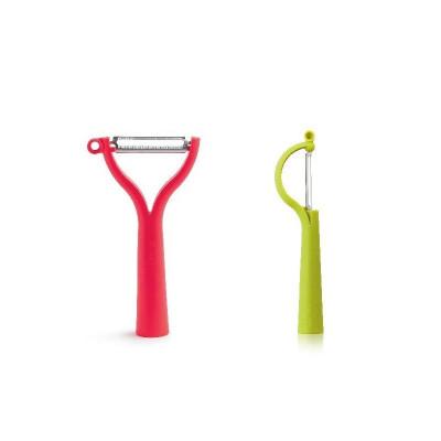 Набор овощечисток: вертикальная и универсальная РП015 Tupperware