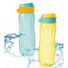 """Эко-бутылка """"Стиль"""" (500мл) с клапаном, 2 шт. РП072"""