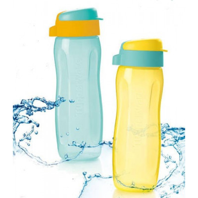 """Эко-бутылка """"Стиль"""" (500мл) с клапаном, 1 шт. РП072 Tupperware"""