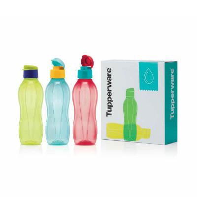 Подарочный набор эко-бутылок (750 мл), 3 шт. И95 Tupperware