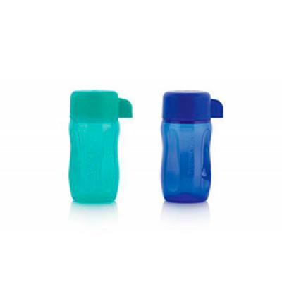 Набор эко-бутылок с винтовой крышкой (90 мл), 2 шт. РП249 Tupperware