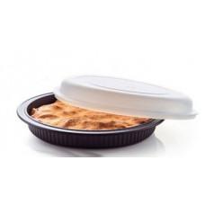 "Форма для пирога ""УльтраПро"" (23 см) с крышкой РУ024"